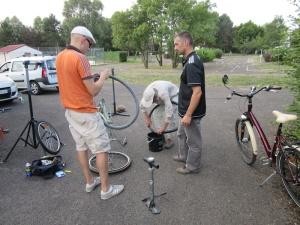 Auto-reparation Vélo