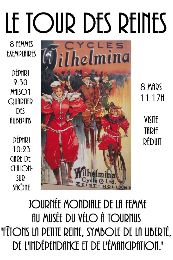 Tour_des_Reines_3me_Journee_Mondiale_Femme_Bourgogne_France_Copyright_Judith_UN