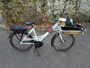 Mobilite-Velo_Cargo Oklö_France_Chalon